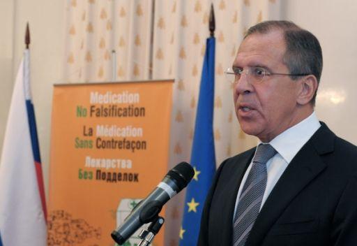 لافروف: روسيا تعارض استخدام العقوبات لحل قضيتي إيران وكوريا الشمالية