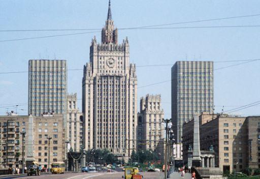 الخارجية الروسية: لا يجوز التدخل الخارجي في شؤون دول الشرق الاوسط وشمال افريقيا