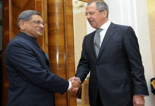 لافروف: روسيا والهند تعدان مجموعة من الاتفاقيات الثنائية في مجالات الطاقة الذرية والصيدلة وغيرهما