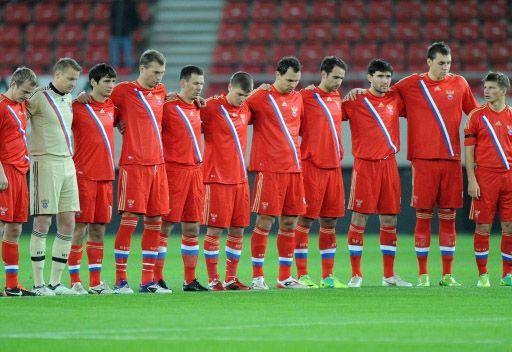 المنتخب الروسي لكرة القدم في السلة الثانية من قرعة بطولة اوروبا 2012