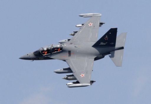 توريد 3 طائرات قتالية تدريبية روسية من طراز