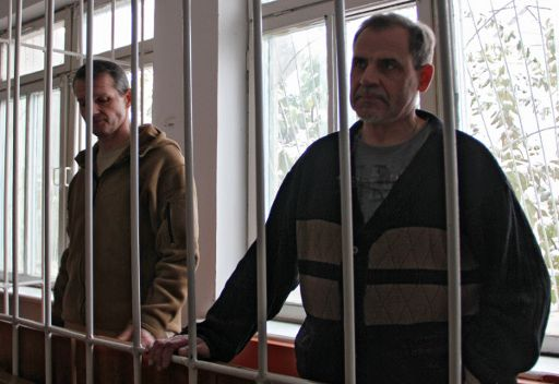 الطياران المعتقلان في طاجيكستان