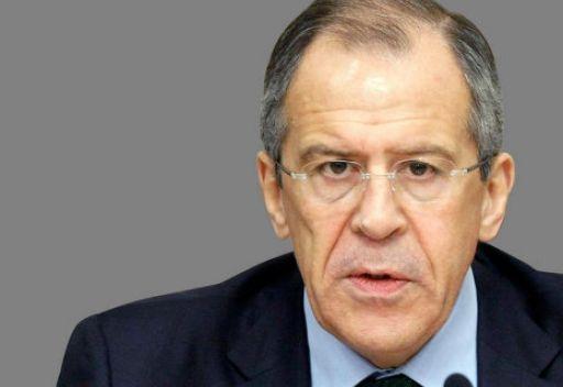 لافروف يؤكد عزم روسيا على بذل قصارى جهدها من أجل اطلاق الحوار الوطني في سورية