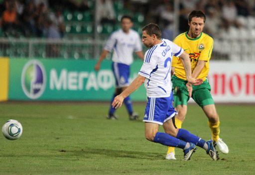 دينامو موسكو يشعل المنافسة على لقب الدوري الروسي
