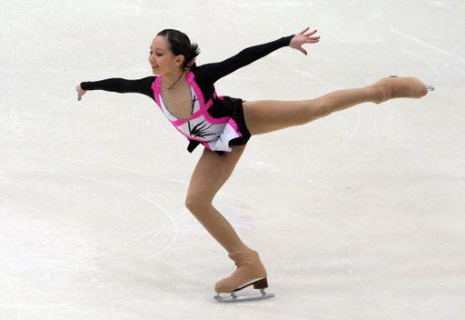 الروسية يليزافيتا توكتاميشيفا تتوج بذهبية التزلج على الجليد