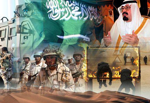 عوامل رئيسية تحتم إيجاد إستراتيجية عسكرية سعودية  A41e7debd7d2782356066e5f37e58f79