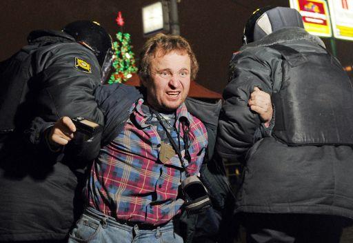 واشنطن تؤكد على حق المواطنين الروس في الاحتجاج السلمي