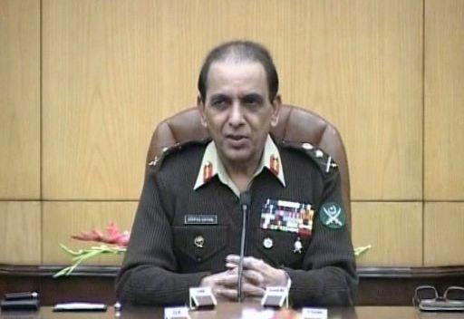 قائد الجيش الباكستاني يأمر قوات بلاده بالرد بسرعة على أي اختراق للحدود من الجانب الأفغاني