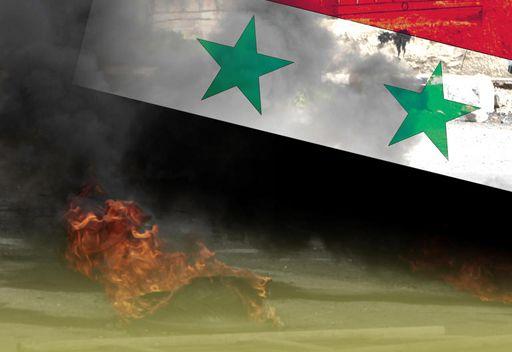 موفد روسيا اليوم: عشرات القتلى والجرحى في انفجارين بمنطقة امنية في دمشق