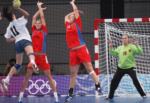 منتخب سيدات روسيا لكرة اليد يواصل سلسلة انتصاراته في بطولة العالم