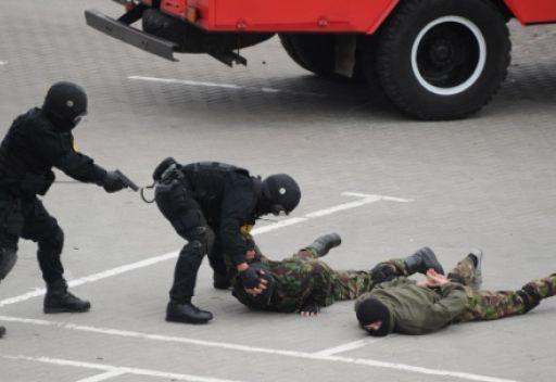 اعتقال عناصر من تنظيم