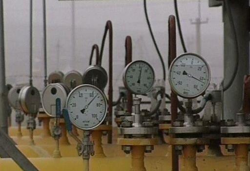 الرئيس الاوكراني يثق بالحل الايجابي لمسألة توريدات الغاز الروسي