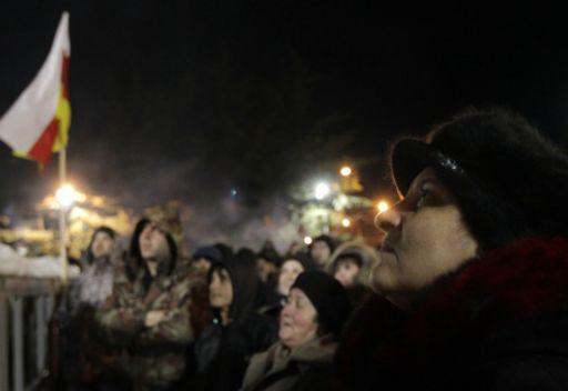 السلطات والمعارضة في اوسيتيا الجنوبية تتفق على اعادة الانتخابات الرئاسية
