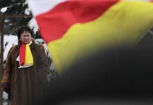 اوسيتيا الجنوبية.. زعيمة المعارضة بصدد طلب اللجوء السياسي بعد رفض المحكمة العليا النظر في شكواها