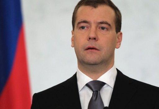التسجيل المصور الكامل لرسالة الرئيس مدفيديف السنوية الى الجمعية الفيدرالية