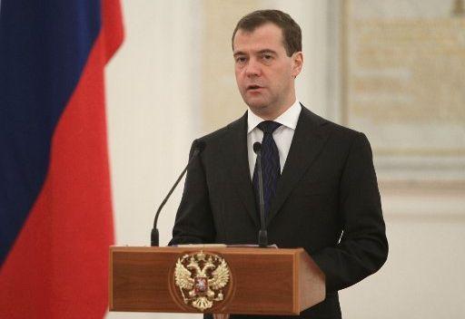مدفيديف: الدفاع الوطني مازال من الأولويات الرئيسية لسياسة الدولة الروسية