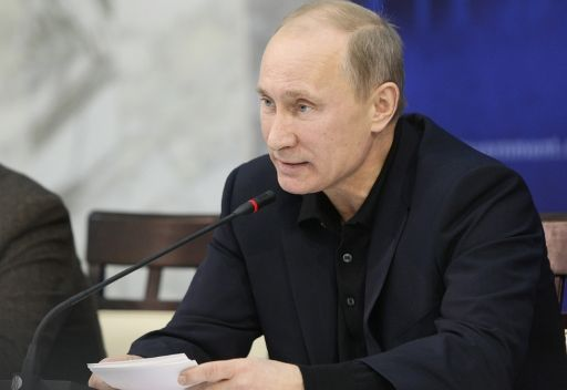 بوتين ينهال بنقد لاذع على اؤلئك الذين يدعون الى الكف عن الاستثمار في تطوير القوقاز