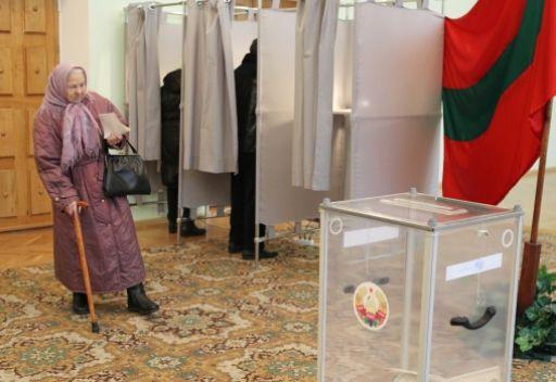 شيفتشوك وكامينسكي سيتنافسان في الدورة الثانية من انتخابات الرئاسة في بريدنيستروفيه