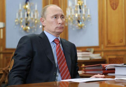 بوتين يحصل على جائزة كونفوشيوس للسلام الصينية