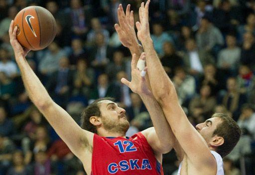 تسيسكا موسكو يواصل سلسلة انتصاراته في الدوري الأوروبي لكرة السلة