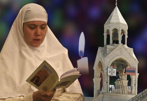 البطريرك كيريل يهنئ المسيحيين الغربيين بعيد الميلاد المجيد