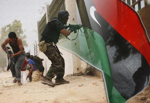 موسكو تعتبر  محاولات اعتبار الاحداث في ليبيا نموذجا لحل الازمات في المستقبل وقاحة