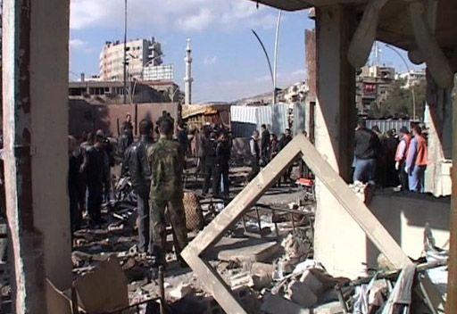 مجلس الامن الدولي يقدم التعازي للشعب السوري بعد الهجمات الارهابية البشعة