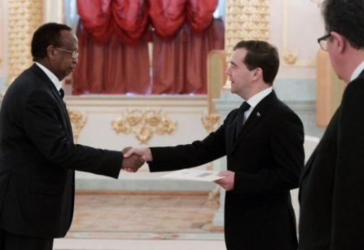 مدفيديف: روسيا ستواصل سياستها المتزنة والدقيقة  في سبيل اقامة نظام عالمي اكثر عدالة