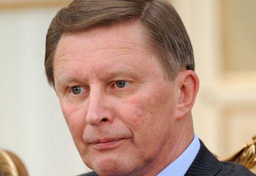تعيين سيرغي ايفانوف مديرا للديوان الرئاسي الروسي