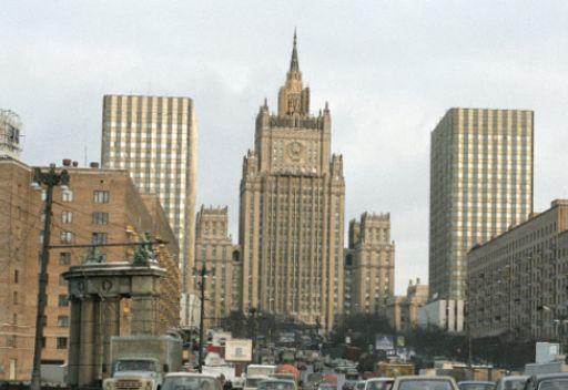 الخارجية الروسية تنفي الانباء عن رفض مجلس الامن اقتراح التحقيق في قتل المدنيين بليبيا