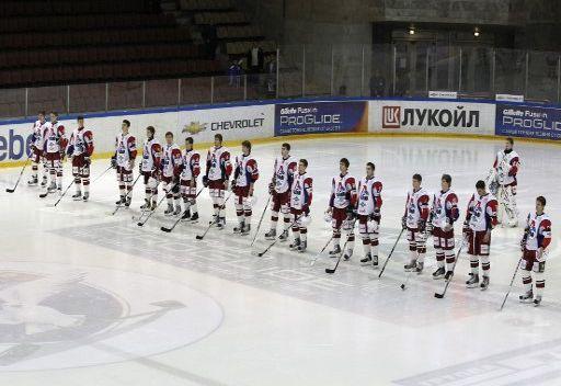 عودة هوكي الجليد الى مدينة ياروسلافل الروسية بعد الحادث الاليم
