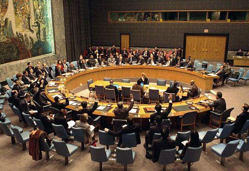 مجلس الامن الدولي يفشل في تبني قرار ادانة الاستيطان الاسرائيلي