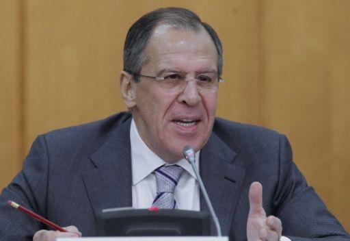 لافروف: حل الملف النووي الايراني قليل الاحتمال في القريب العاجل الا انه لا بديل للمفاوضات بصدده