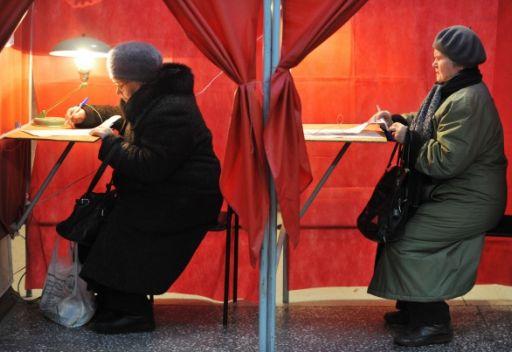 انتهاء عملية التصويت في عدد من الأقاليم الروسية.. وأحزاب تعلن عن وقوع خروقات
