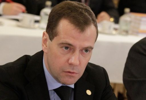 مدفيديف يؤكد أن قرار البرلمان الأوروبي حول الانتخابات النيابية الاخيرة في روسيا لا يعني شيئا بالنسبة له