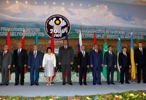 موسكو تستضيف أربع قمم لقادة جمهوريات الاتحاد السوفيتي السابقة