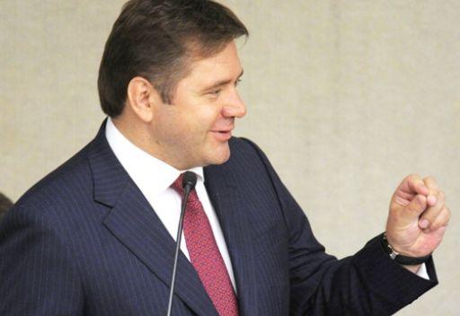 وزير الطاقة الروسي سيرغي شماتكو