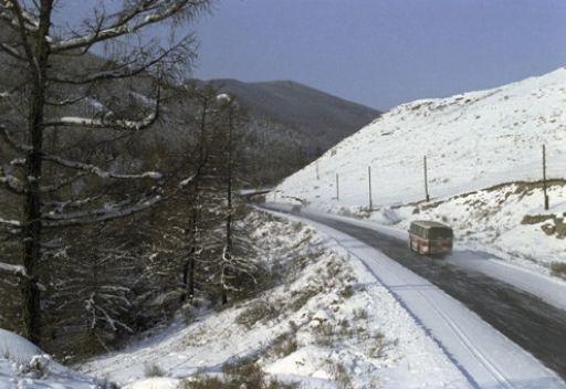 زلزال بقوة 6،7 درجة بمقياس ريختر يضرب شرق سيبيريا