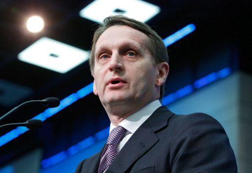رئيس الديوان الرئاسي الروسي: كتلة