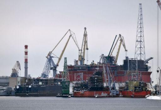حريق في غواصة نووية روسية لا يتسبب باصابات وتلوث إشعاعي
