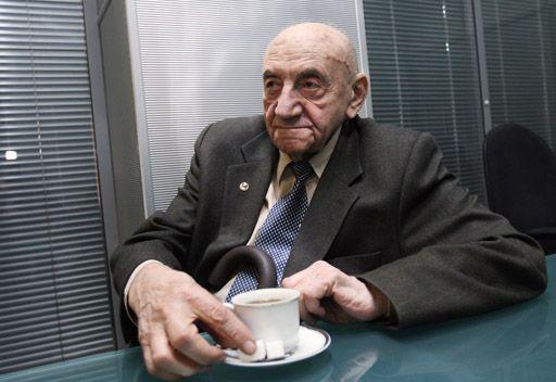 وفاة الاكاديمي بوريس تشيرتوك ـ رفيق درب سيرغي كوروليوف مؤسس الملاحة الفضائية