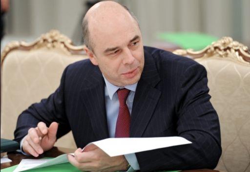 وزير المالية الروسي أنتون سيلوانوف