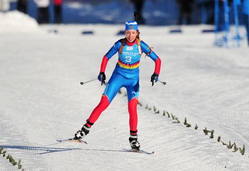 الروسية كايشيفا تهدي بلادها الذهبية الأولى في أولمبياد الشباب