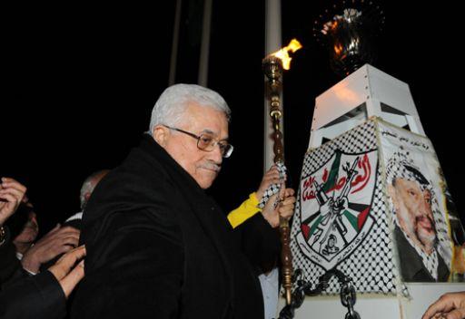 عباس: عام 2012 يجب ان يكون عام الدولة الفلسطينية