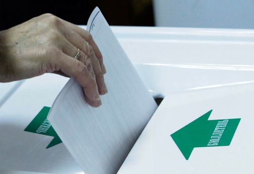 مدفيديف يعرض على مجلس الدوما مسودة قانون انتخاب المحافظين بالاقتراع السري المباشر