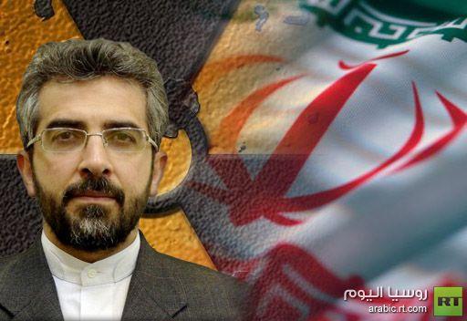 لافروف يناقش مع مسؤول ايراني مسائل استقرار الوضع حول ايران
