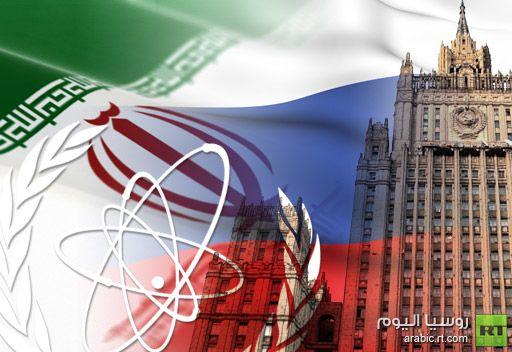 روسيا تبذل قصارى جهدها لمنع نشوب نزاع مسلح حول ايران
