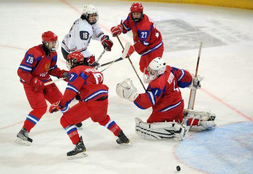 منتخب شباب روسيا يتأهل لنهائي أولمبياد الشباب