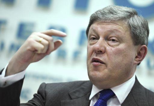 يافلينسكي يفشل في جمع العدد المطلوب من التواقيع لتسجيله مرشحا لانتخابات الرئاسة