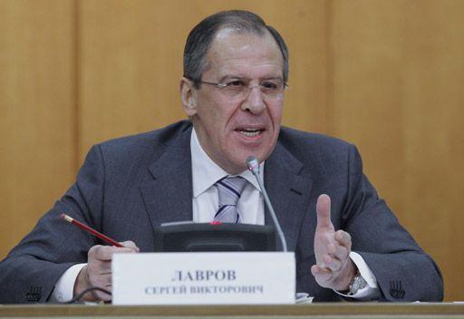 لافروف يعرض نتائج السياسة الخارجية الروسية لعام 2011 ..الاوضاع السورية تثير قلقا خاصا
